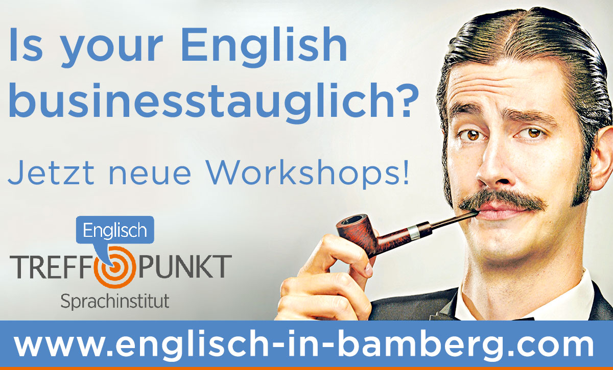 Illustrationsbild: Workshops Englisch für den Beruf bei TREFFPUNKT