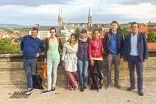 Stadtführung - Freizeitprogramm - Sprachinstitut Treffpunkt Bamberg
