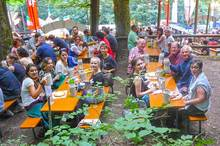 Annafest / Keller / Biergarten - Freizeitprogramm - Sprachinstitut Treffpunkt Bamberg