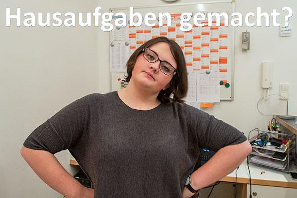 Sprachinstitut TREFFPUNKT: Portrait unserer Praktikantin Alex