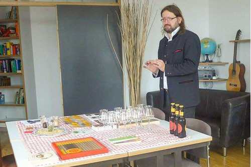 Beer seminar - with the focus on beers brewed in Bamberg