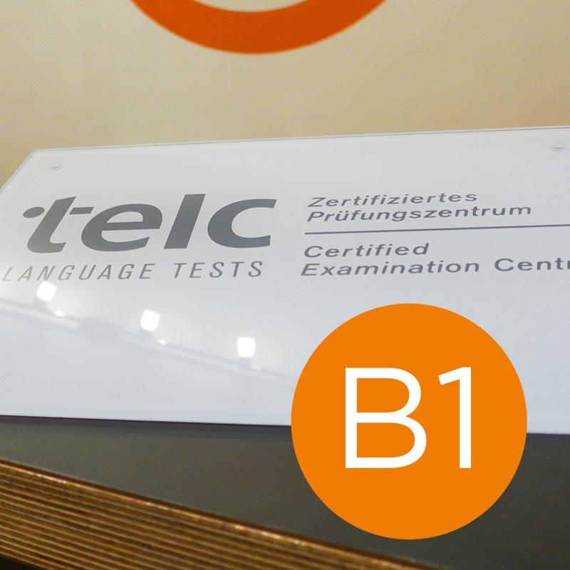 Exam Telc German B1 Sprachinstitut Treffpunkt Bamberg