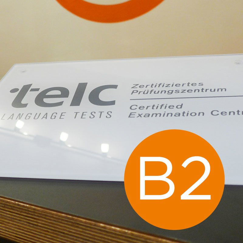 Exam Telc German B2 Sprachinstitut Treffpunkt Bamberg