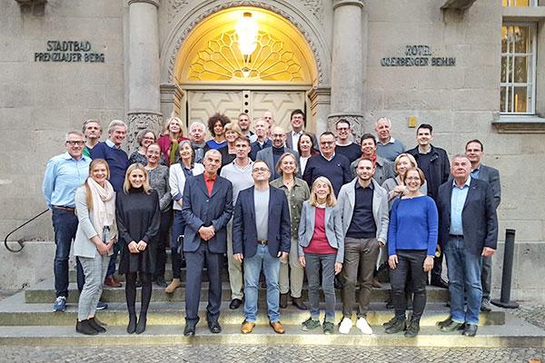 FDSV-Treffen in Berlin