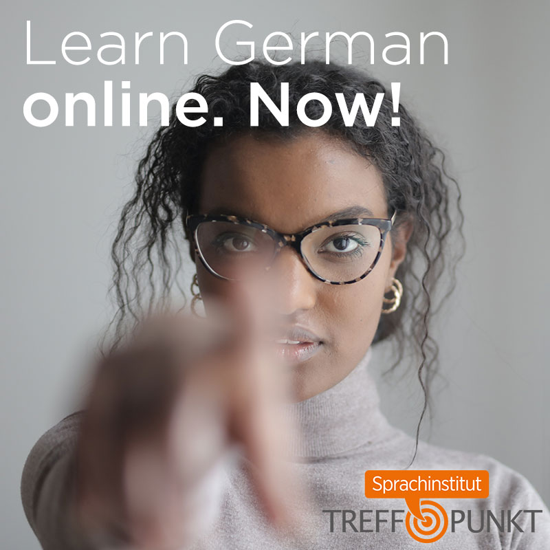 Learn German online. Now! At Sprachinstitut TREFFPUNKT Bamberg, Germany